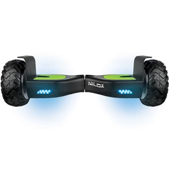 Hoverboard Nilox DOC Off Road 10 - Preto