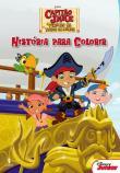 Capitão Jake e os Piratas da Terra do Nunca – História Para Colorir