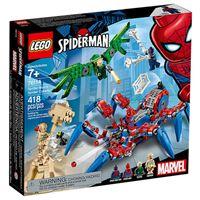 LEGO Marvel Super Heroes 76114 O Spider Crawler do Spider-Man
