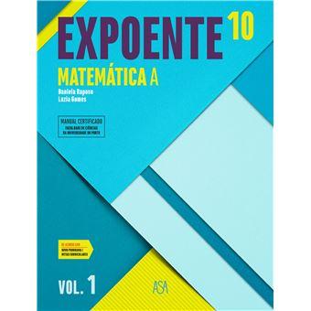 Expoente Matemática A 10º Ano - Manual do Aluno