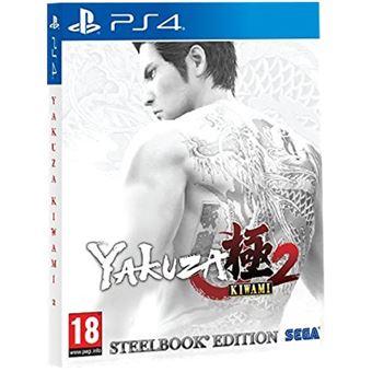 Yakuza: Kiwami 2 - Steelbook Edition - PS4
