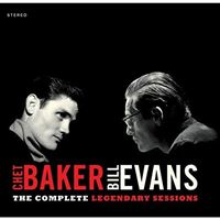 The Complete Legendary Sessions With Bill Evans - CD