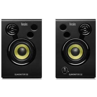 Monitor DJ32 Activo 60W Hercules DJ
