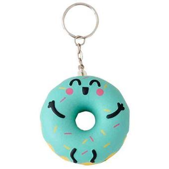 Porta-Chaves Mr. Wonderful - Donut Squishy