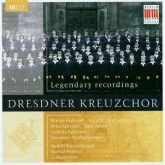 Dresdner Kreuzchor-legend