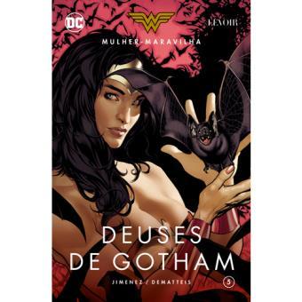 Mulher-Maravilha - Livro 5: Deuses de Gotham