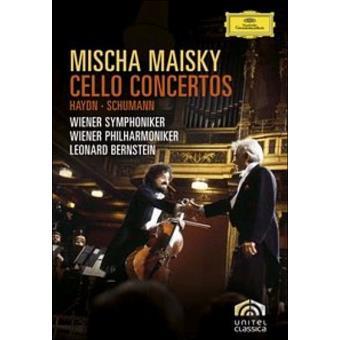 Cello Concertos (DVD)