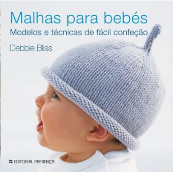 Malhas Para Bebés - Debbie Bliss - Compra Livros na Fnac.pt f2baaf134df