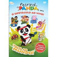 Festival Panda 2014 – Volta ao Mundo!