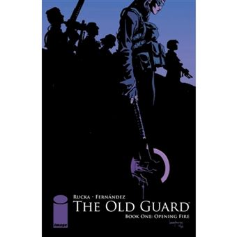 Old guard book one