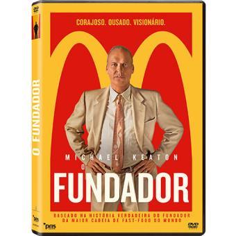 O Fundador (DVD)