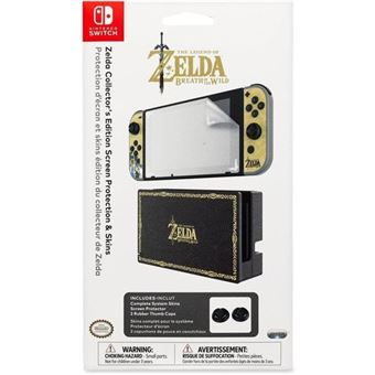 Nintendo Switch Zelda Collector's Edition