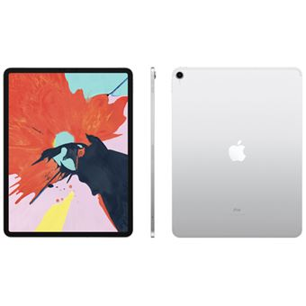 Apple iPad Pro 12.9'' - 256GB WiFi + Cellular - Prateado