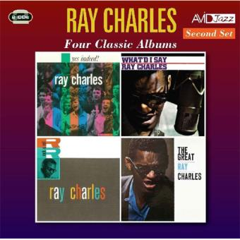 Ray Charles: Four Classic Albums - CD