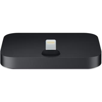 Dock Lightning Apple para iPhone - Preto