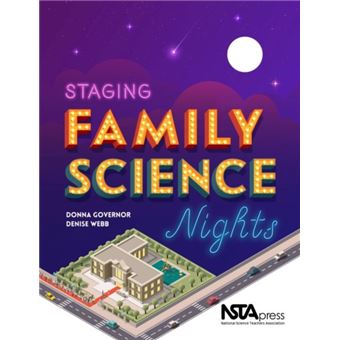 Staging family science nights