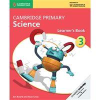 Cambridge primary science stage 3 l