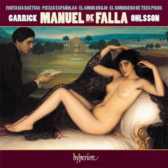 Falla: Fantasia Baetica - CD