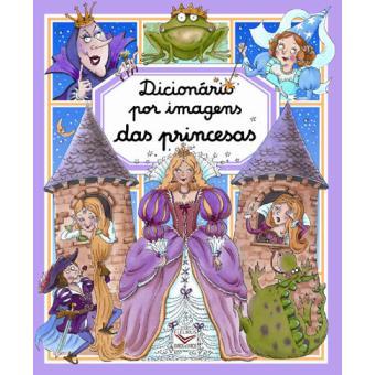 Dicionário por Imagens das Princesas