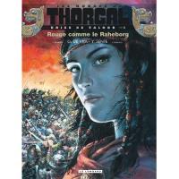 Les Mondes de Thorgal - Kriss de Valnor - Livre 5: Rouge Comme le Raheborg