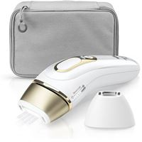 Depiladora Braun Silk·Expert Pro 5 PL5117 - Branco   Dourado