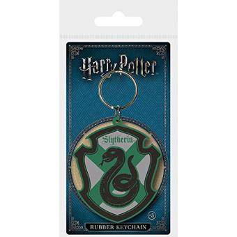 Porta-Chaves de Borracha Harry Potter Slytherin