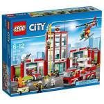Quartel dos Bombeiros (LEGO City Fire 60110)