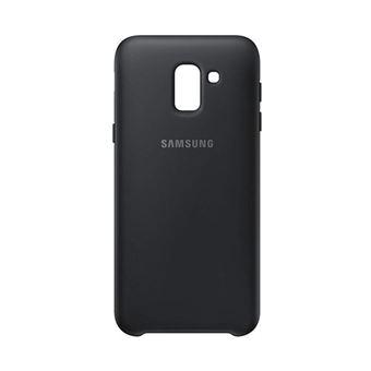 Capa Samsung Dual para Galaxy J6 - Preta