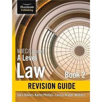 Wjec/eduqas law for a level book 2