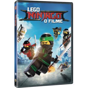 LEGO Ninjago - O Filme - DVD