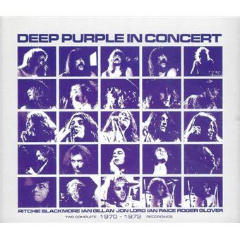 Deep Purple In Concert - 2CD