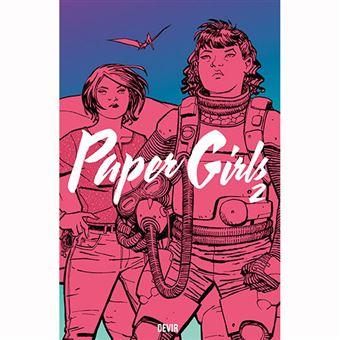 Paper Girls - Livro 2