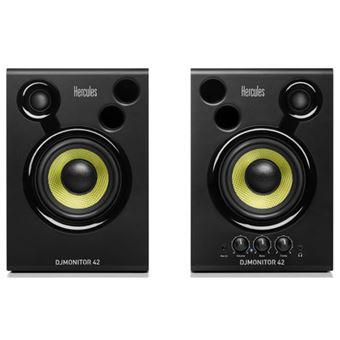 Monitor DJ42 Activo 80W Hercules DJ