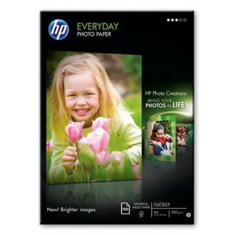HP Papel Foto Everyday A4 170g/m² 100F (Q2510A)