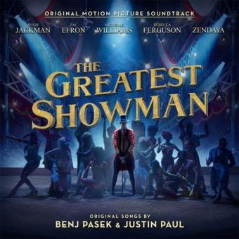 BSO The Greatest Showman - CD