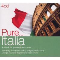Pure...Italia (4CD)