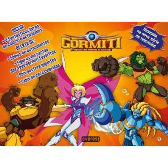 Gormiti - Mala de Actividades
