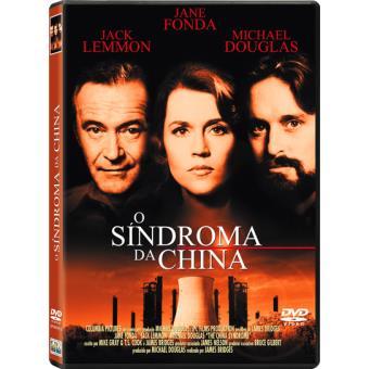O Síndroma da China - DVD