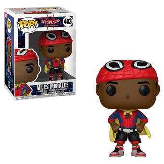 Funko Pop! Spider-Man Into the Spiderverse: Miles Morales - 403