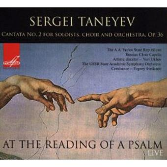 Cantata No.2 For Soloists
