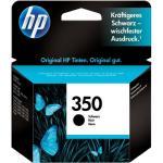 HP Tinteiro Preto Nº350 (CB335EE)