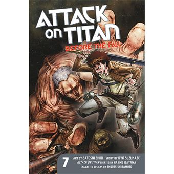 Attack on Titan - Before the Fall - Volume 7