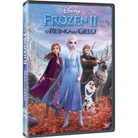Frozen 2: O Reino do Gelo - DVD