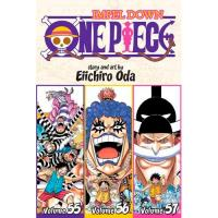 One Piece - Book 55, 56 & 57