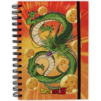 Notebook Dragon Ball: Shenron