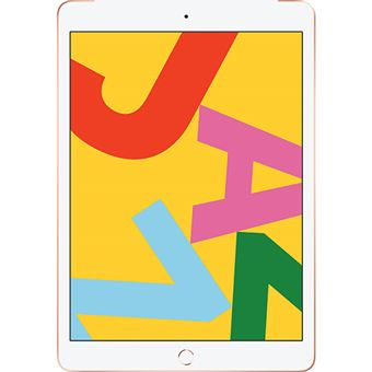 Apple iPad 10.2'' Wi-Fi + Cellular - 32GB - Dourado 2019