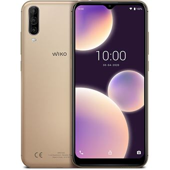 Smartphone Wiko View4 Lite - 32GB - Deep Gold