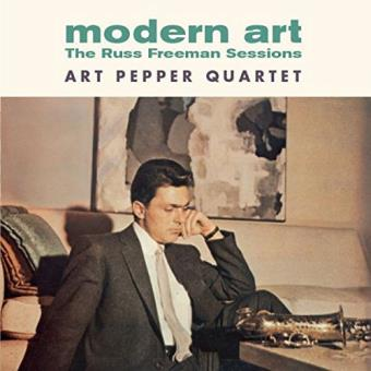 Modern Art:The Fuss Freeman Sessions - 2CD