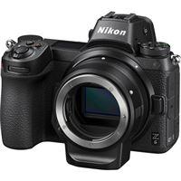 Nikon Z6 - Corpo + Adaptador de Encaixe FTZ