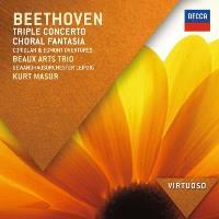 Beethoven | Triple Concerto & Choral Fantasy